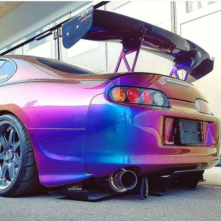 25+ Best Ideas About Toyota Supra On Pinterest