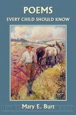 Poems Every Child Should Know read by Librivox (free audio books). Good short poems for children to commit to memory.