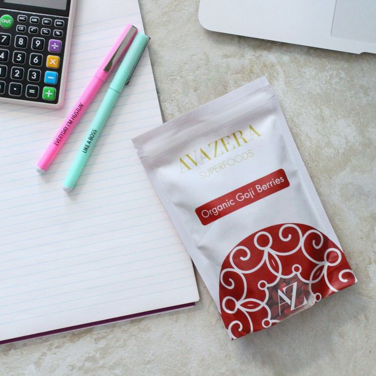 Snacking made simple! Whether you're back at school or preparing for a meeting our organic goji berries are packed with antioxidants, vitamins A & C, iron, and fibre to help keep you going. Click here to shop our organic goji berries!