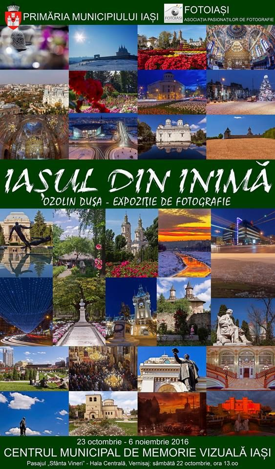 Se deschide Centrul Municipal de Memorie Vizuala Iasi   IasiFun - site-ul tau de timp liber!