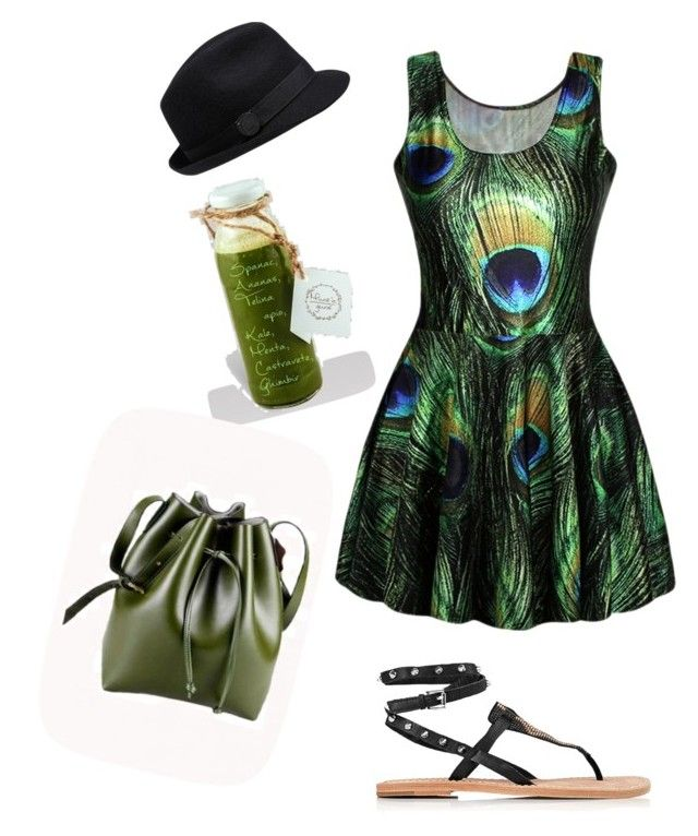 """Perfect for a summer night"" by adryannne on Polyvore"