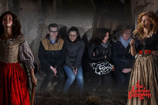 Check out my photo from Amsterdam Dungeon!