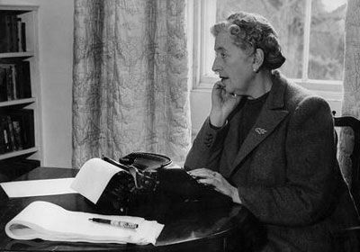 """I suppose it is because nearly all children go to school nowadays and have things arranged for them that they seem so forlornly unable to produce their own ideas."" ~ Agatha Christie"