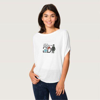 #feminist #tshirts - #I am a dimensional woman T-Shirt