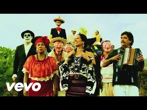 Lila Downs - Zapata Se Queda - YouTube