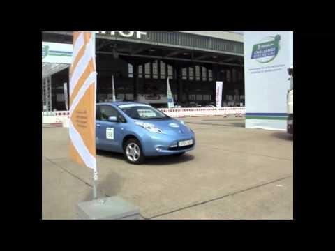 Nissan Leaf Test Drive
