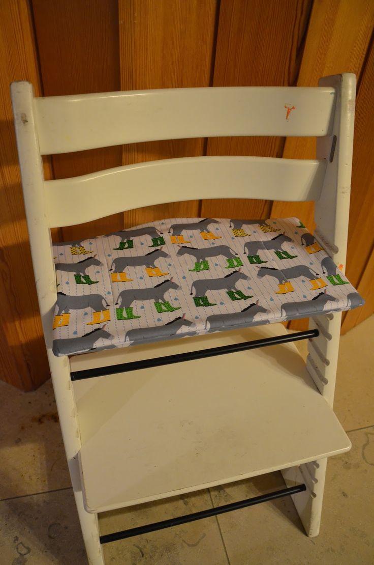 25 beste idee n over baby patronen op pinterest for Coussin tripp trapp patron