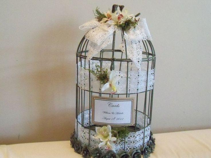 Best ideas about birdcage centerpiece wedding on
