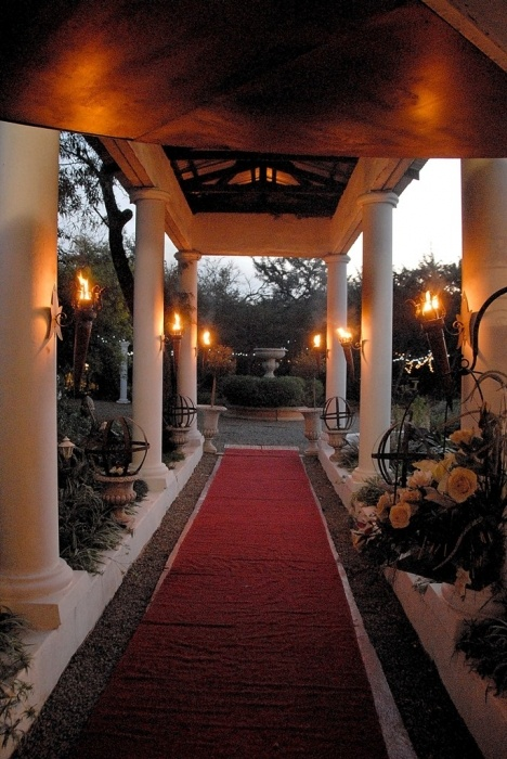 Casablanca Manor, just East of Pretoria