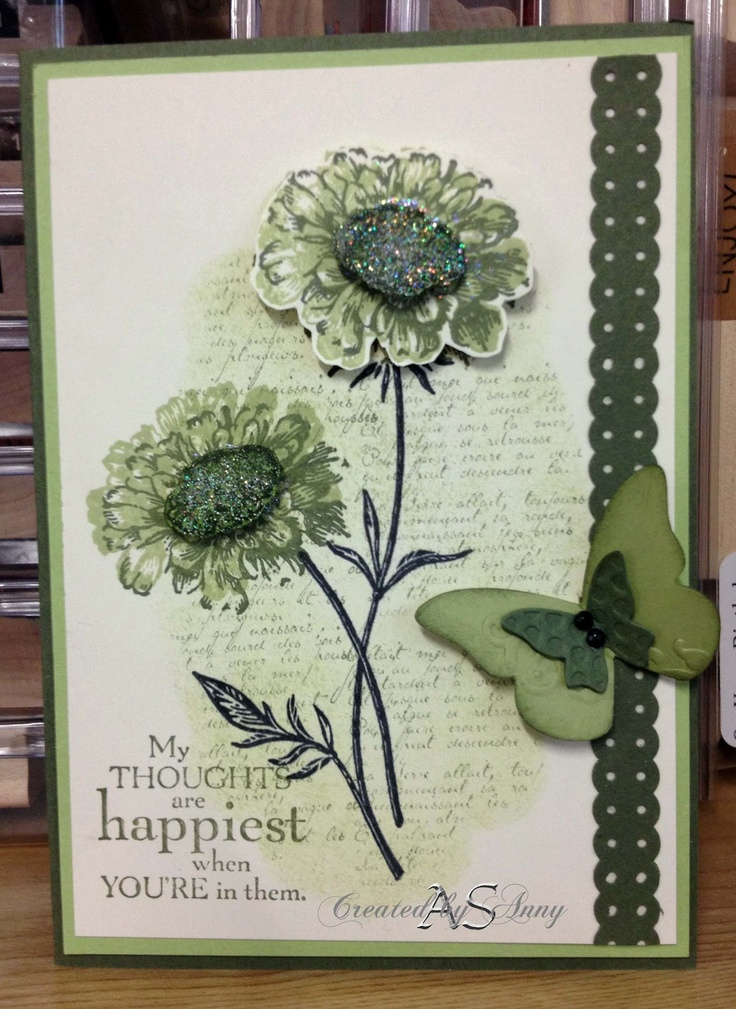 Anny's Card Addiction: Happy Thoughts.........