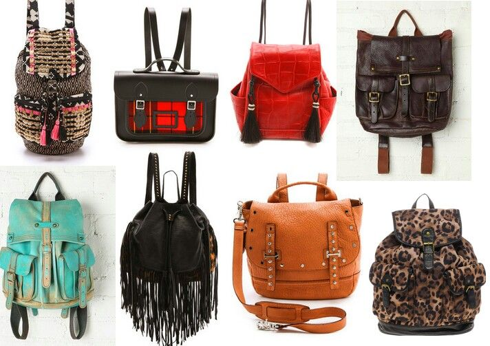 Swag backpacks