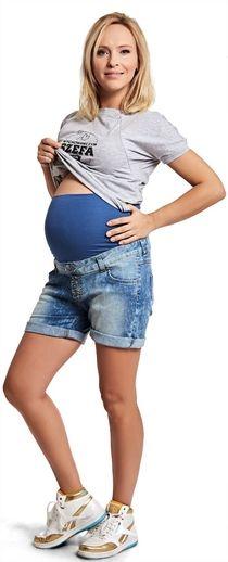 Boyfriend шорты для беременных