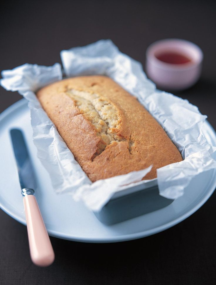 Banana Loaf - The Happy Foodie