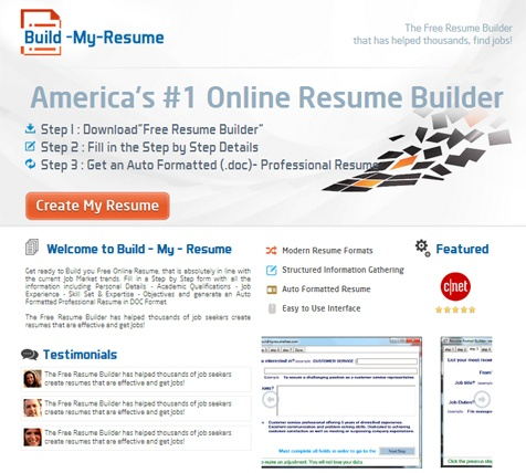 Attaining cheap resume builder software
