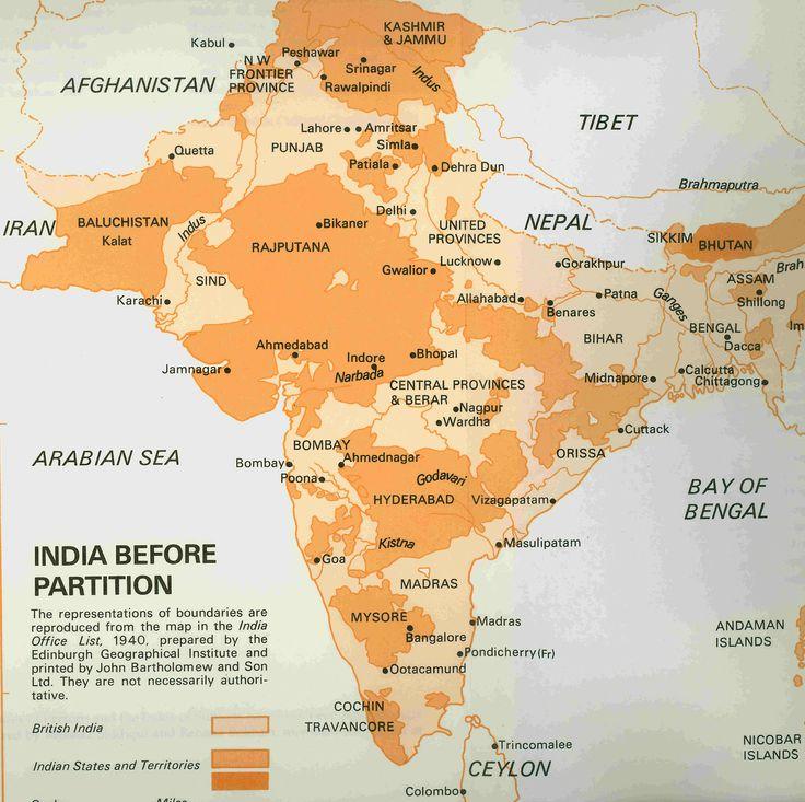 54 best Indias Partition images on Pinterest  Rare photos