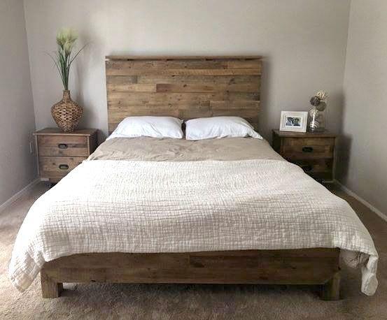atticus queen platform bed living spacesmiss youmondays