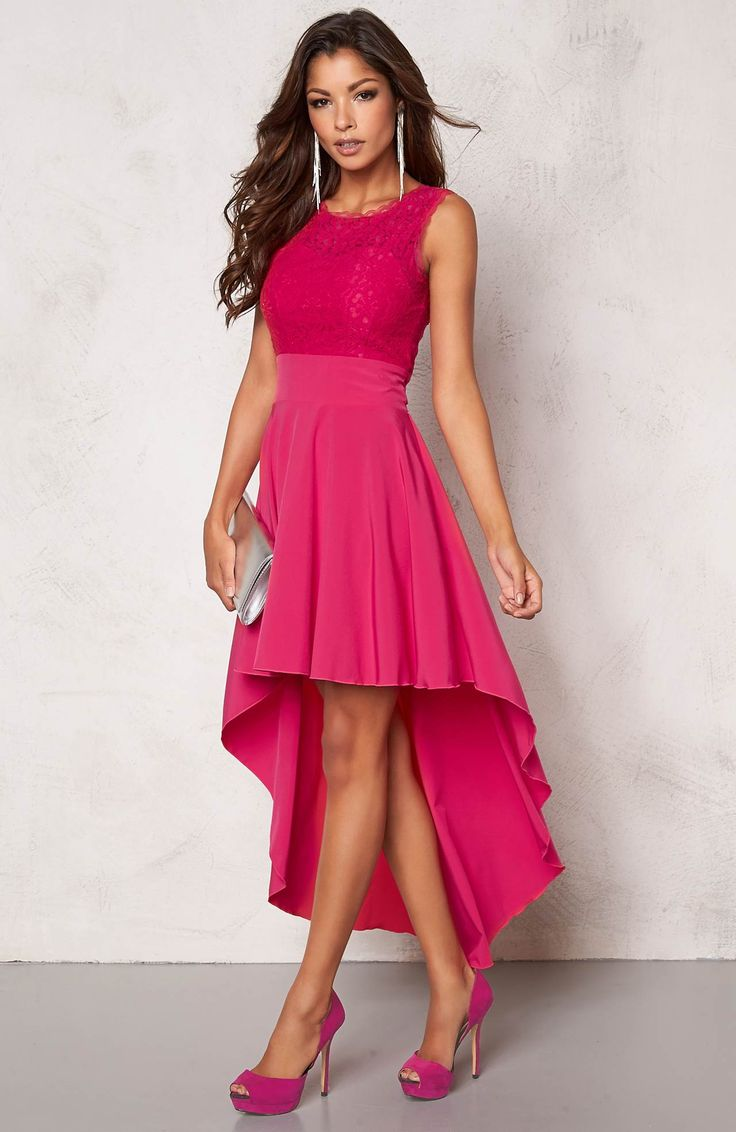 Red semi formal dresses