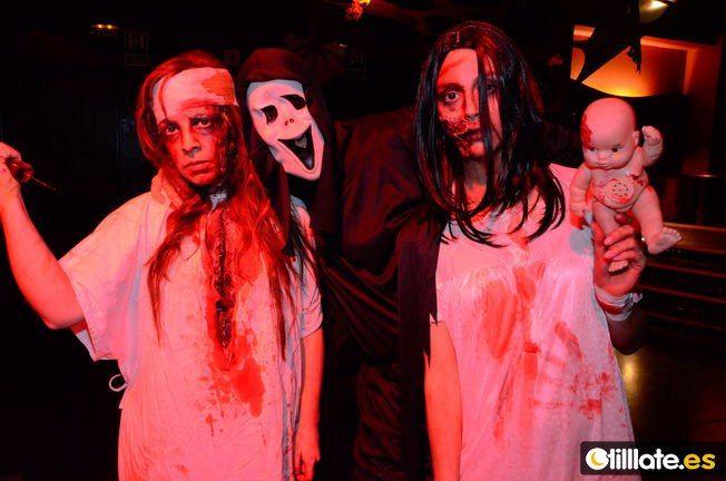La nit més aterradora de l'any... #Halloween!! Ja saps on la passaràs? Gaudeix amb la millor #musica a #Vinizius #Mataro!! #castanyada #festa #discoteca #nit #oci #por #terror #disfressa
