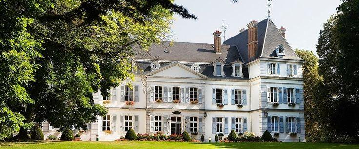 hotel chateau de Divonne