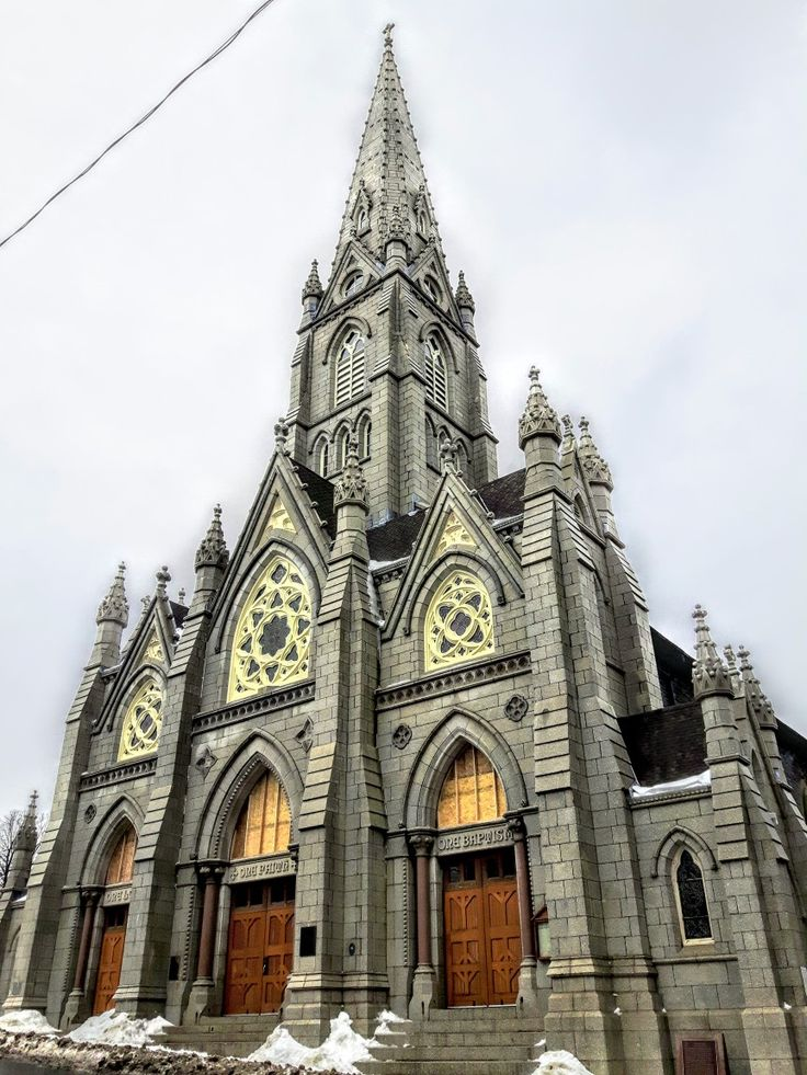 St Mary's Basilica ... HFX Canada