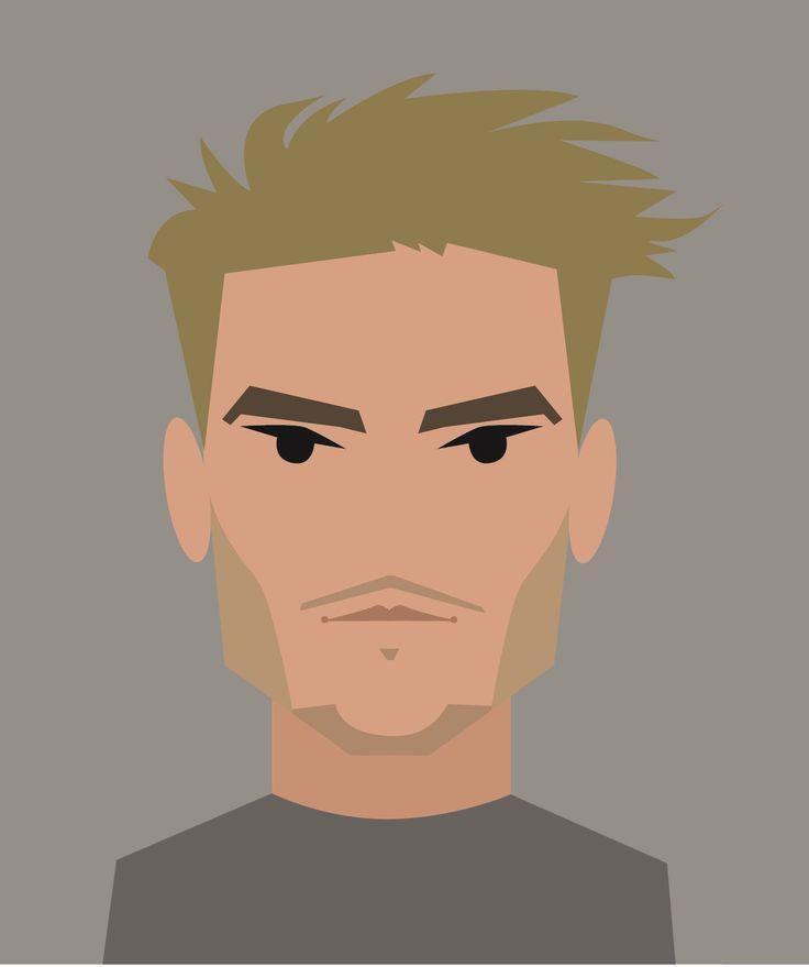 My personal avatar #avatar #illustrator