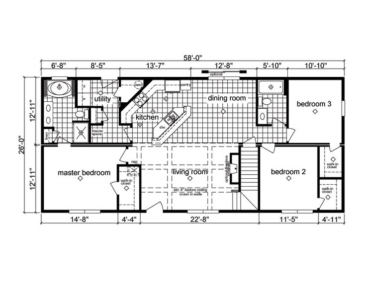 17 Best Images About Modular Floor Plans On Pinterest