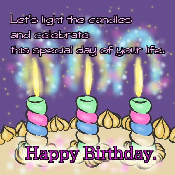 Birthday Messages Quotes For Friend Family And Relatives