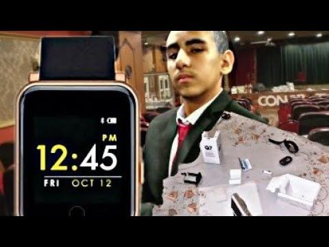 Smart Watch Unboxing Q7 sport smartwatch Full review