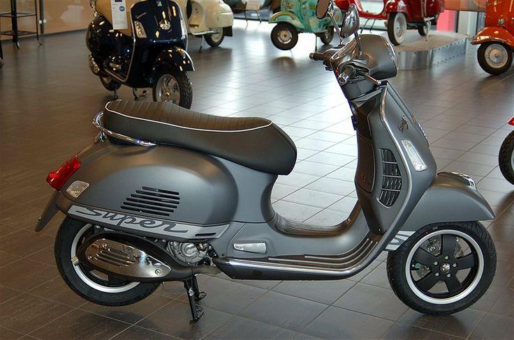 Used Vespa 300 | Vespa GTS 300 Super Scooter 2013 Till salu - Information om ...