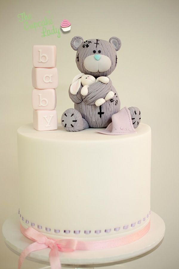 Cake Design Teddy Bear : 1000+ ideas about Bear Cakes on Pinterest Teddy Bear ...