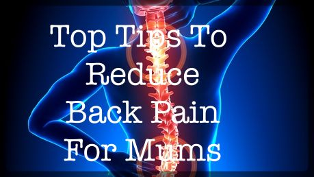 Simple strategies to reading back pain