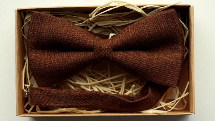 Linen mens Bow Tie / Bowtie for Party / Bowtie for wedding / Groomsman bowtie / Groom bowtie / Boys bow ties / Tie shop / Ties for men by ArtOfLithuania on Etsy