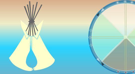 Fantastic collection of basic spiritual teachings given by Cree, Ojibwe, Mi'kmaq, Lodenosaunee (Iroquois -- Mohawk) and Blackfoot Elders.