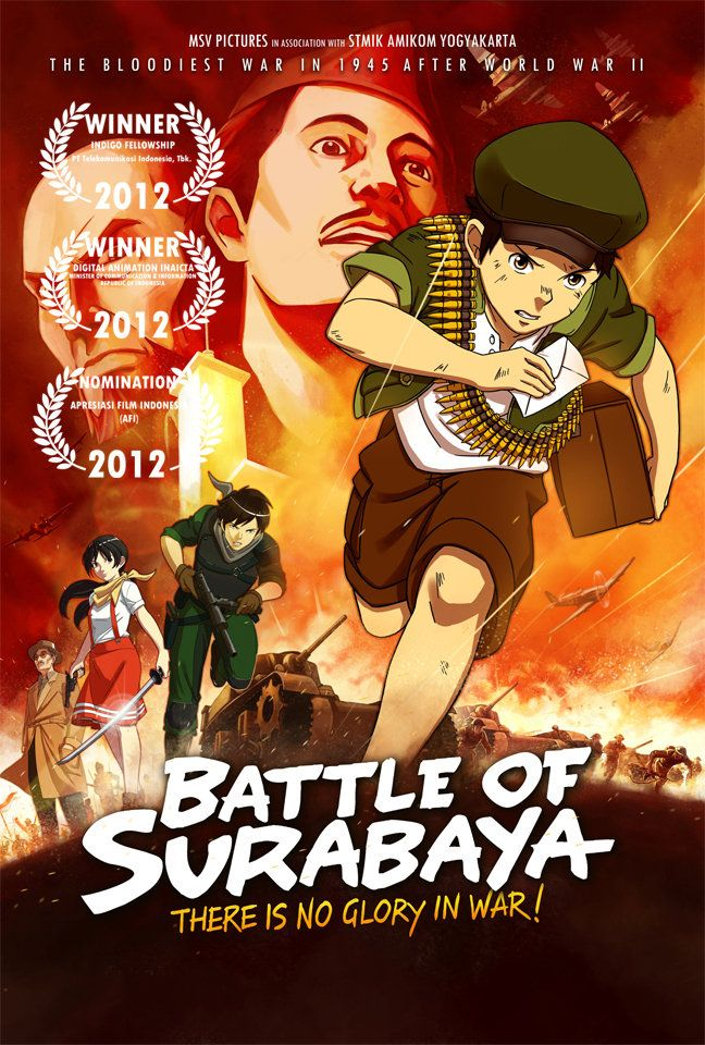 Battle of Surabaya (2015) in 2020 Surabaya, Film, Battle