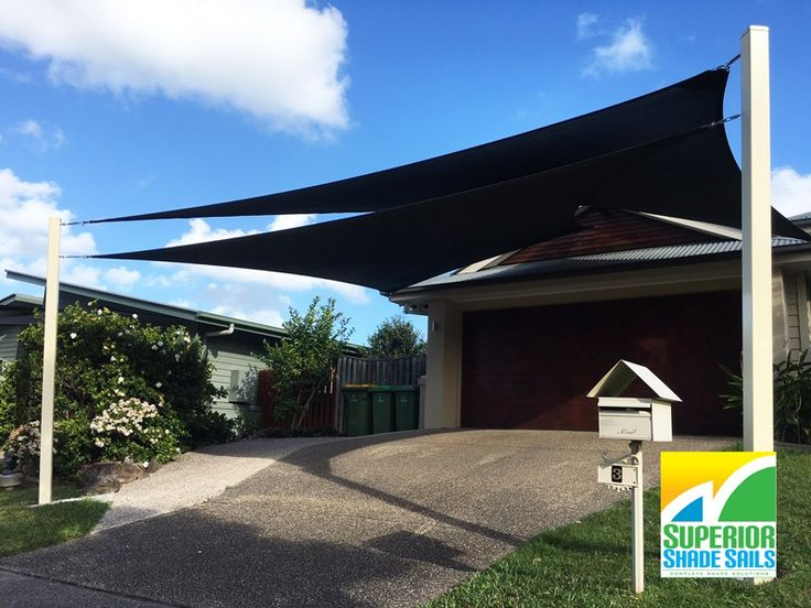 64 best Driveway Shade Sails images on Pinterest ...