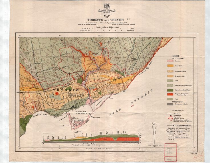 The Don Valley Historical Mapping Project has many maps and GIS data of Toronto. (Toronto Maps)