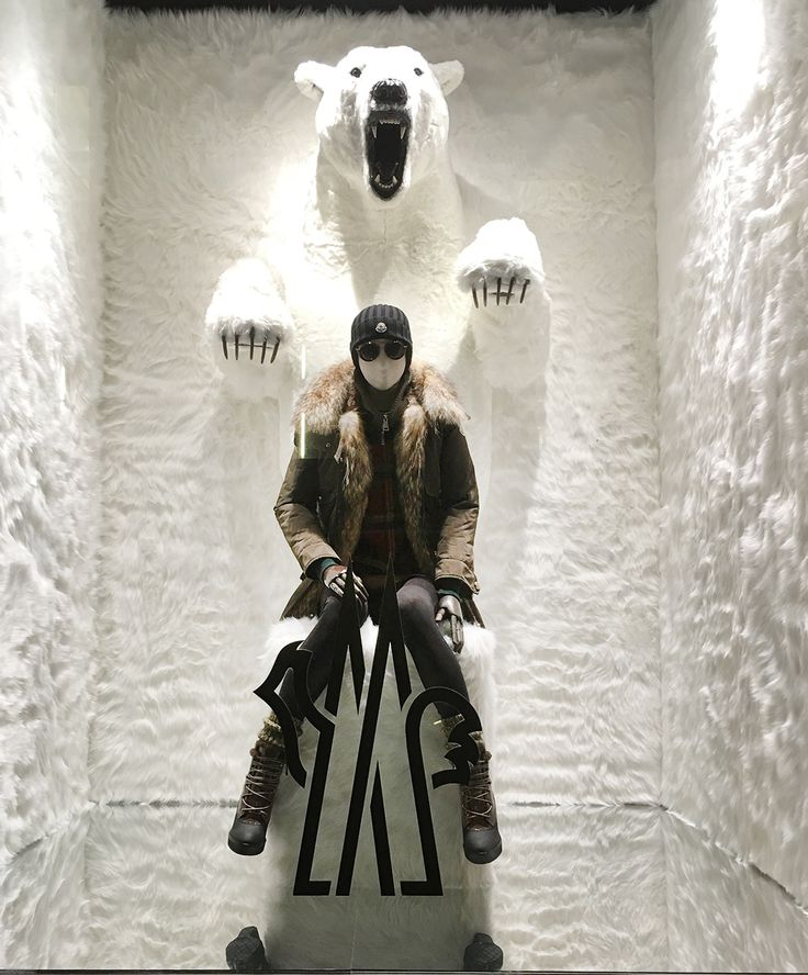 MONCLER, Soho, New York, Be Daring, photo by Stylecurated, pinned by Ton van…