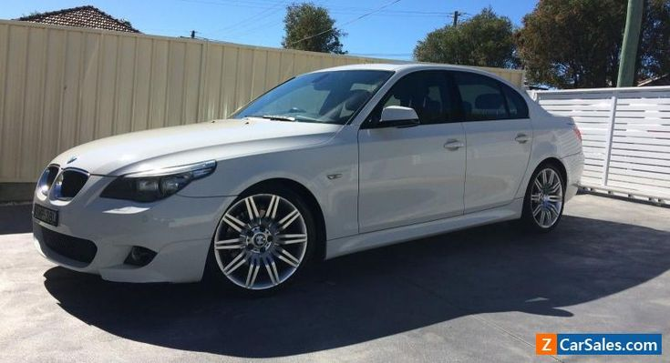 2010 BMW 520d Sedan 4dr Turbo Diesel 5 Series Leather M5 Immaculate Condition TV #bmw #5series520d #forsale #australia