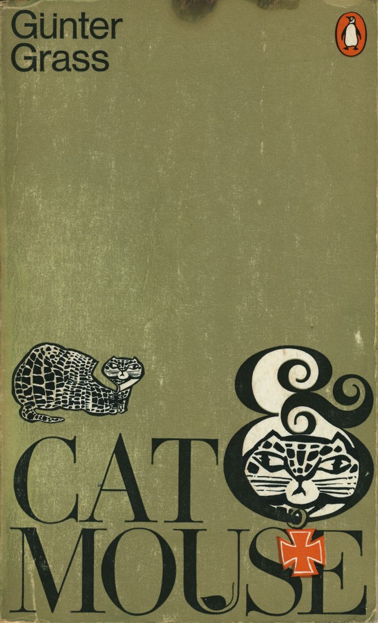 Cat Mouse By G�nter Grass