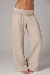 I see these and all I can think about is that these would be the perfect pants to wear to north India