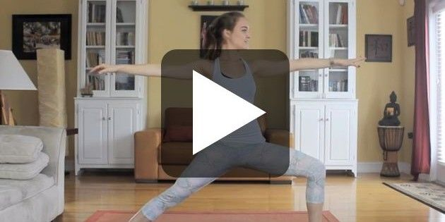 Yoga For The Side Body – Day 10 – 30 Day Yoga Challenge