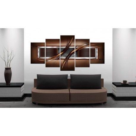 Toile imprim e hd abstrait 200x100cm canvas pinterest toile - Toile imprimee nature ...