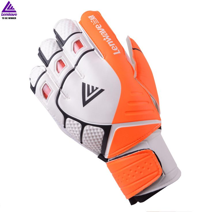 Men Latex Goalkeeper Gloves Soccer football gloves-latex plam Goal Keeper Gloves For Training *** To view further for this item, visit the image link.