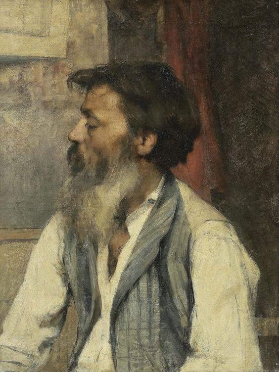Πορτρέτο άνδρα