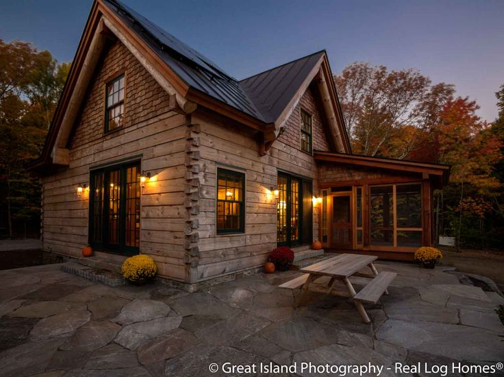 New Hampshire Log Home Company And Cabin Builder Since Custom Designed Homes Built Nationwide Builders Across The United States
