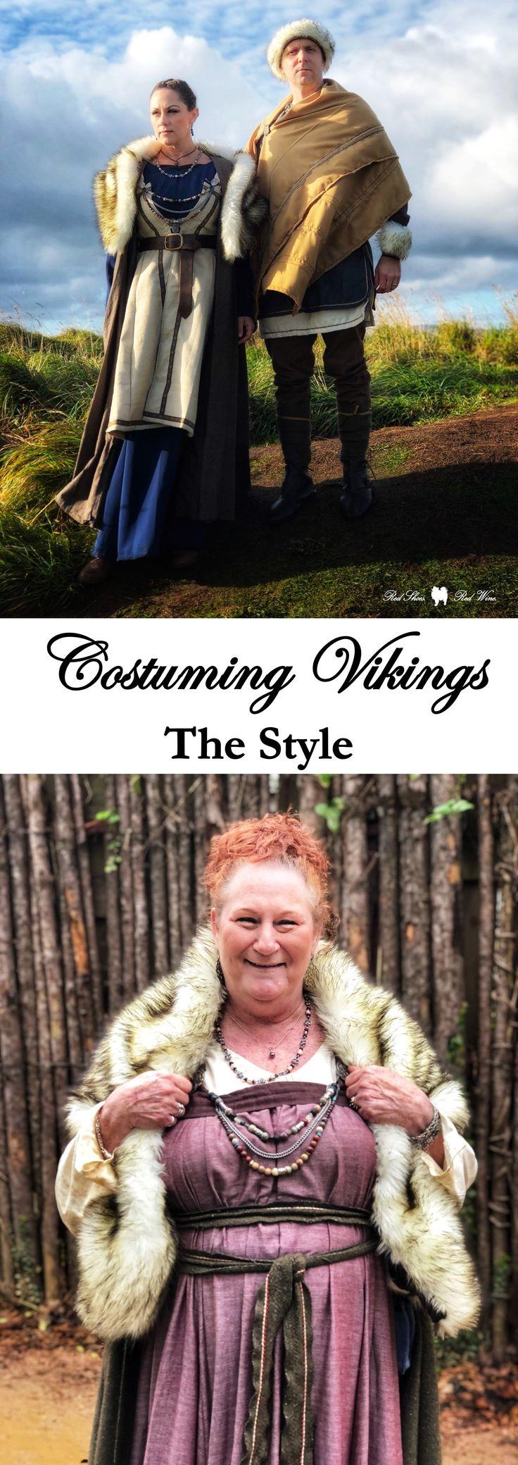Costuming Vikings: The Style