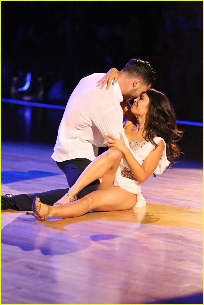 "Wk4 - Janel & Val danced Rumba to �How Will I know"" by Sam Smith ..."