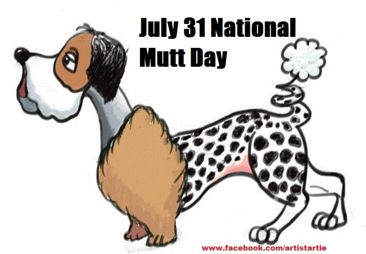 National Dog Day Cards