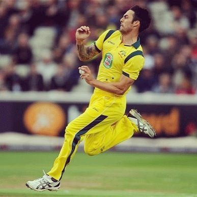 """Mitchell Johnson: """"I'm a perfectionist so, when I didn't bowl the perfect ball, it definitely nagged at me and I just couldn't deal with it. Now, if I bowl a bad ball, I bowl a bad ball. It's just the way it is. You can't be perfect. But I can keep on working on bowling good balls."""""""
