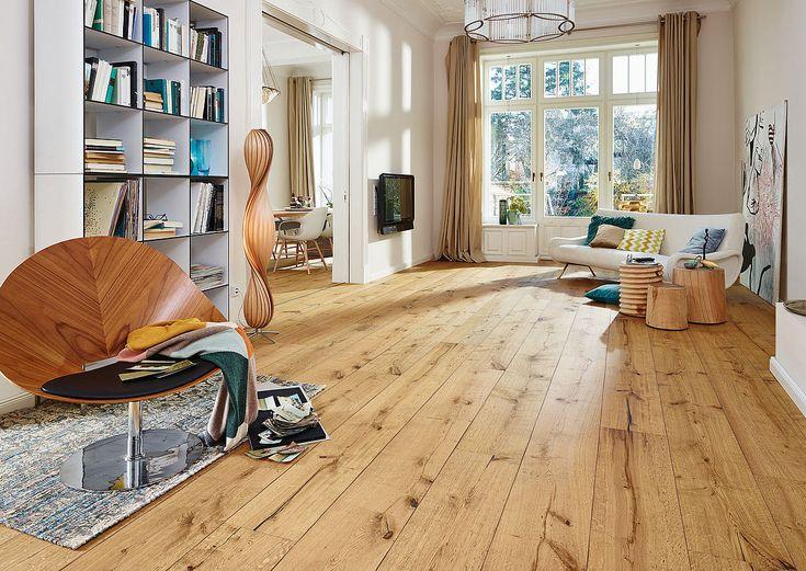 Yli tuhat ideaa Kork Laminat Pinterestissä - wohnzimmer modern parkett